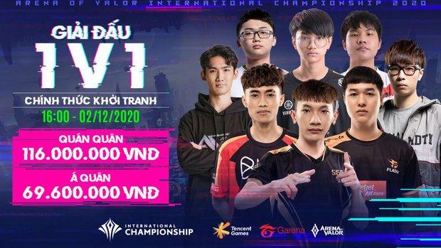 Bất ngờ: ADC, Lai Bâng đều sẽ không thi đấu 1vs1 tại AIC 2020 - Ảnh 3.