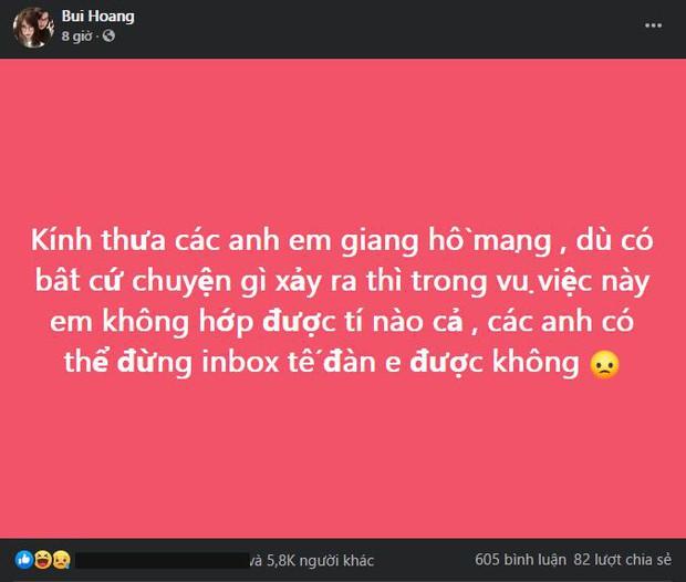 Trùng tên tuyển thủ dính drama tình cảm với người yêu Hà Tiều Phu, nam streamer bất ngờ chịu vạ oan, ăn mưa đạn lạc của cộng đồng mạng - Ảnh 1.