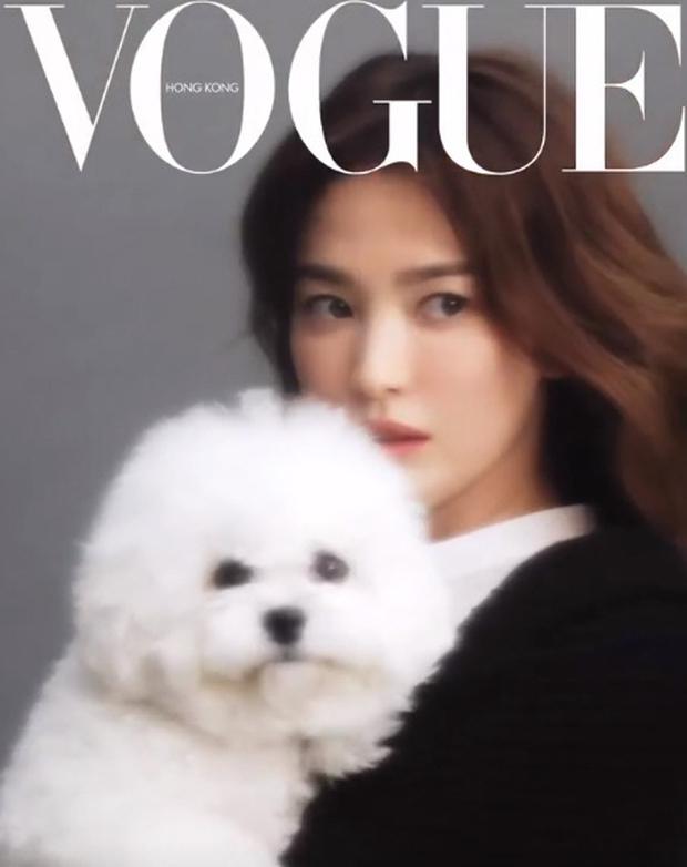 Ảnh hậu trường đỉnh cao của Song Hye Kyo: Mờ nhòe out nét khó hiểu, nhưng nhan sắc đẹp miễn chê đã cân lại ngoạn mục - Ảnh 4.