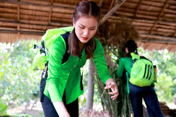 Hương Ly bị Võ Hoàng Yến nhắc nhở: Tham thì thâm đó! vì khai màn drama ở Vietnam Why Not - Ảnh 6.