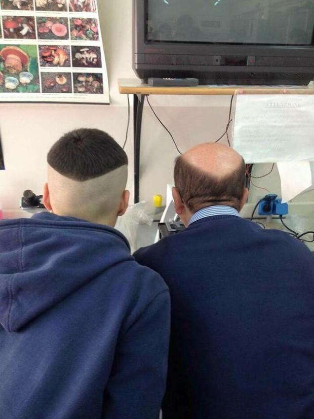 Những pha cắt tóc phá nát cả visual của hội lỡ đặt lòng tin vào thợ cạo nghiệp dư - Ảnh 19.