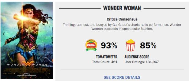 Xem lẹ 5 phim để nắm thóp Wonder Woman 1984: Chị đại vậy mà suýt chết dưới tay 50 Cheetah, rụng rời chưa! - Ảnh 15.