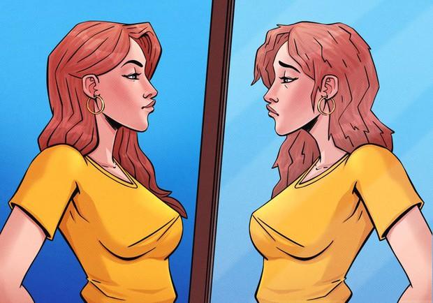 8 dấu hiệu cho thấy bạn đang cực kì tự ti, thiếu cảm giác an toàn và hay lo lắng thái quá - Ảnh 9.