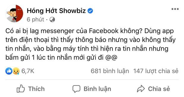 Facebook Messenger bị lỗi, cộng đồng mạng dậy sóng, kẻ quay cuồng lo lắng, người tranh thủ thả thính tưng bừng - Ảnh 4.