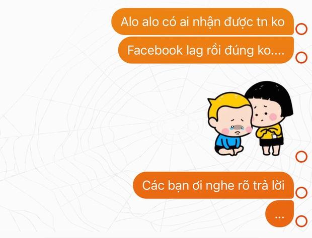 Facebook Messenger bị lỗi, cộng đồng mạng dậy sóng, kẻ quay cuồng lo lắng, người tranh thủ thả thính tưng bừng - Ảnh 1.