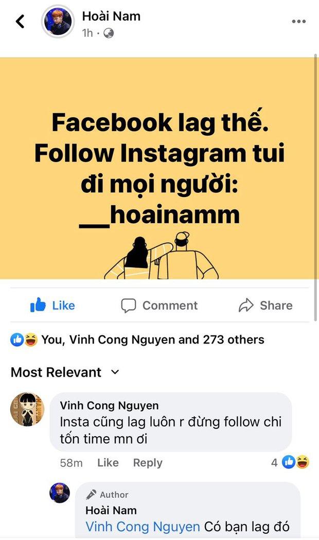 Messenger bị lỗi không gửi được tin nhắn, thành viên Saigon Phantom đua nhau post status tấu hài trên Facebook - Ảnh 4.