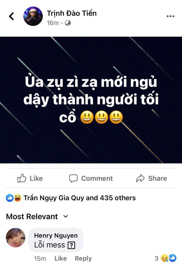 Messenger bị lỗi không gửi được tin nhắn, thành viên Saigon Phantom đua nhau post status tấu hài trên Facebook - Ảnh 5.