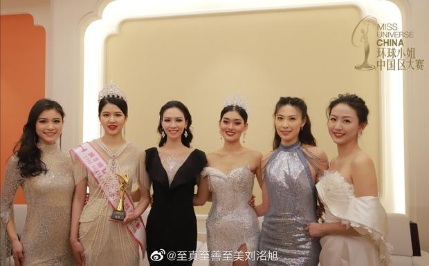 Hoa hậu Hoàn vũ Trung Quốc vừa lên ngôi đã bị chê bai nhan sắc thậm tệ, ảnh thật và ảnh trên mạng khác nhau một trời một vực - Ảnh 5.