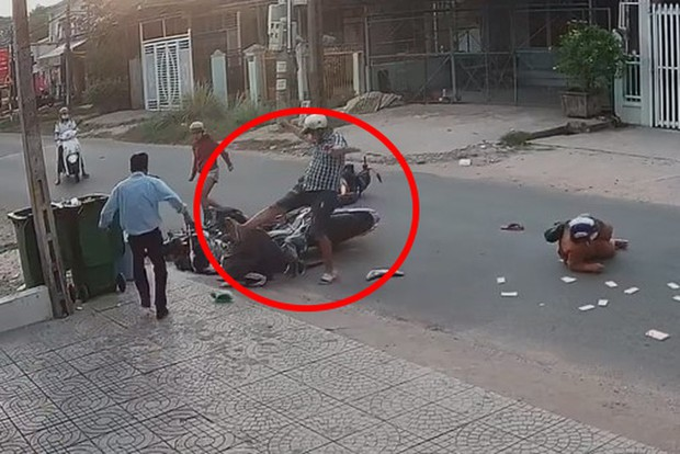 Thanh niên đánh dã man nữ sinh sau va chạm giao thông: Sẽ nhận mức án nào? - Ảnh 1.