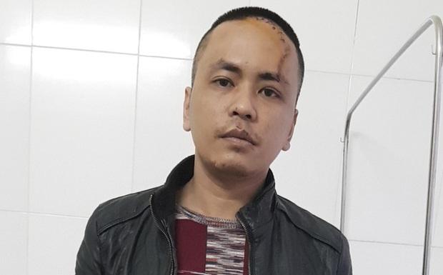 Bắc Ninh: Nam thanh niên chém bố đẻ và 2 công an xã rồi quát thuốc của tao đâu - Ảnh 1.