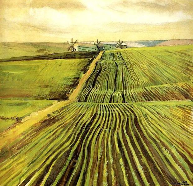 Zinaida Serebriakova - Họa sĩ tài ba được Google vinh danh - có dòng dõi gia đình khủng như thế nào? - Ảnh 2.
