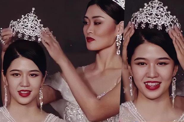 Hoa hậu Hoàn vũ Trung Quốc vừa lên ngôi đã bị chê bai nhan sắc thậm tệ, ảnh thật và ảnh trên mạng khác nhau một trời một vực - Ảnh 4.