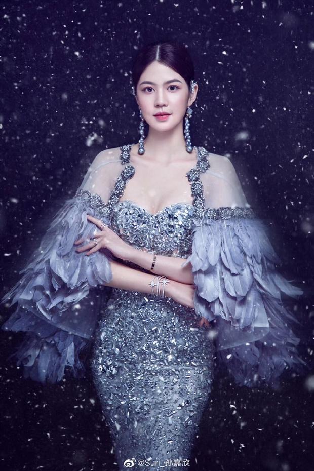 Hoa hậu Hoàn vũ Trung Quốc vừa lên ngôi đã bị chê bai nhan sắc thậm tệ, ảnh thật và ảnh trên mạng khác nhau một trời một vực - Ảnh 6.