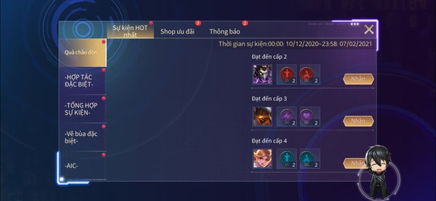 Liên Quân Mobile: Garena chơi lớn, tân thủ cày nick mới nhận 20 tướng gồm cả Batman giá 28.888 vàng - Ảnh 5.
