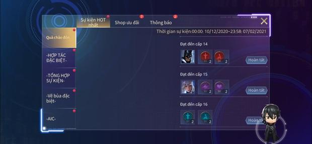 Liên Quân Mobile: Garena chơi lớn, tân thủ cày nick mới nhận 20 tướng gồm cả Batman giá 28.888 vàng - Ảnh 7.