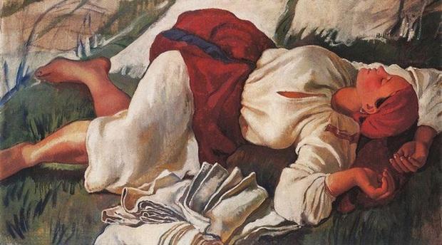 Zinaida Serebriakova - Họa sĩ tài ba được Google vinh danh - có dòng dõi gia đình khủng như thế nào? - Ảnh 8.