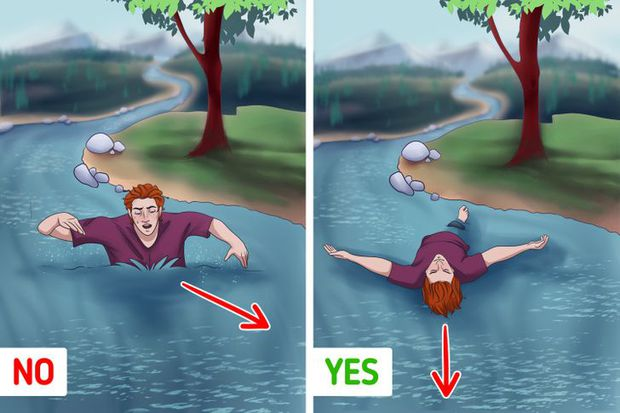 Chùm bí kíp sinh tồn sẽ giúp bạn thoát khỏi 6 tình huống cực nguy hiểm mà bản thân có thể đối mặt trong đời - Ảnh 8.