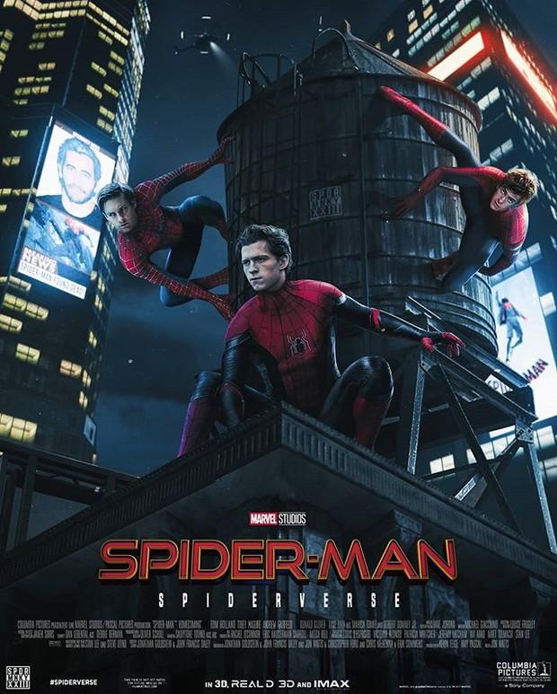 Thính cực thơm từ Spider-Man 3: Loạt Nhện cũ cùng dàn sao Marvel góp mặt, Tom Holland có nguy cơ đóng cameo ở phim của mình? - Ảnh 4.