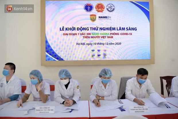 Cô gái đầu tiên đăng ký thử vaccine Covid-19 Việt Nam - Ảnh 1.