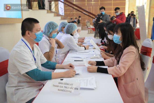 Cô gái đầu tiên đăng ký thử vaccine Covid-19 Việt Nam - Ảnh 2.