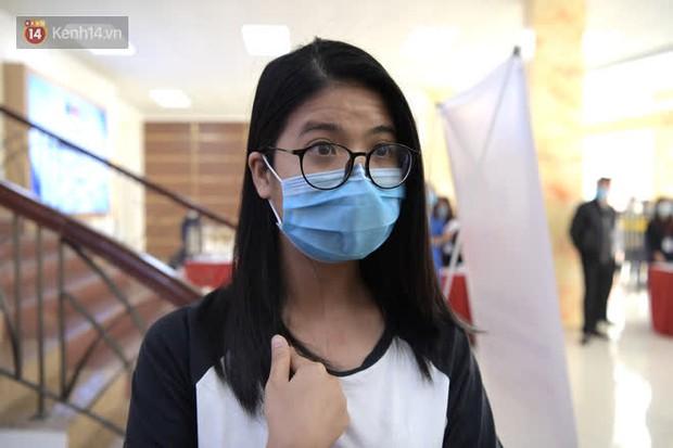 Cô gái đầu tiên đăng ký thử vaccine Covid-19 Việt Nam - Ảnh 4.
