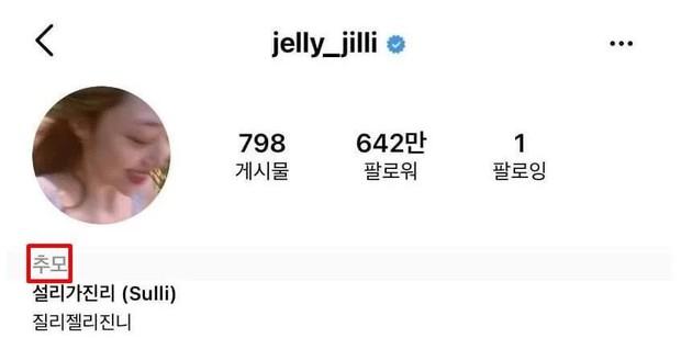 Sau hơn 1 năm Sulli và Goo Hara qua đời, tài khoản Instagram được chuyển sang chế độ đặc biệt khiến hàng ngàn fan xúc động - Ảnh 2.