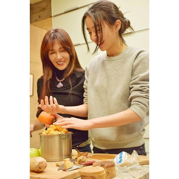 Bí quyết giảm cân, giữ dáng nghiêm khắc của 2 con gái nhà tài tử Nhật Bản Takuya Kimura - Ảnh 5.