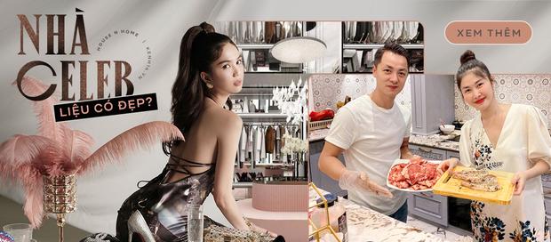 Thanh Trần mời bạn đến nhà ăn BBQ, khoe view chung cư đẹp xỉu: Ở riêng sướng ghê! - Ảnh 10.