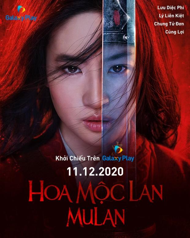 Mulan chính thức chiếu có bản quyền ở Việt Nam, ai chưa coi chị đẹp hóa Phượng Hoàng đánh giặc thì xem lẹ! - Ảnh 3.