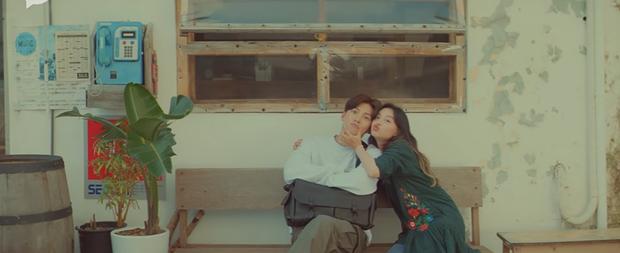 Ji Chang Wook đầu ấp tay gối Kim Ji Won cực tình tứ ở teaser mới của Lovestruck In The City - Ảnh 2.