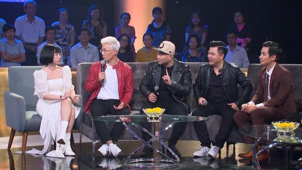 Yến Trang bất ngờ khi được Nguyễn Hồng Thuận nhiệt tình thả thính trên truyền hình - Ảnh 5.