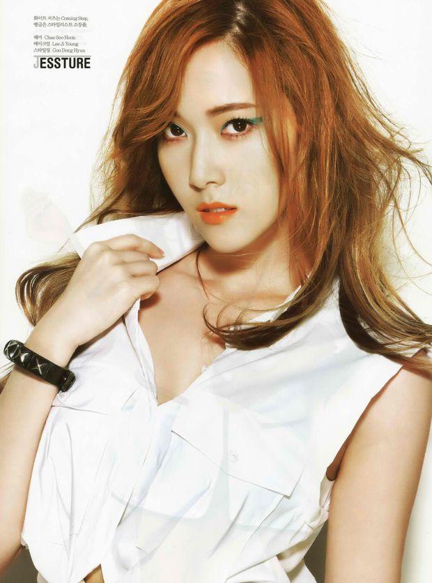 Knet chọn ra 3 mỹ nhân băng giá nhà SM: Jessica - Krystal thành biểu tượng, riêng nữ idol tân binh gây tranh cãi gay gắt - Ảnh 2.