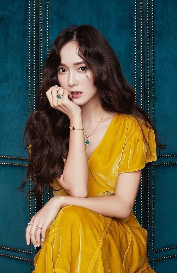 Knet chọn ra 3 mỹ nhân băng giá nhà SM: Jessica - Krystal thành biểu tượng, riêng nữ idol tân binh gây tranh cãi gay gắt - Ảnh 4.