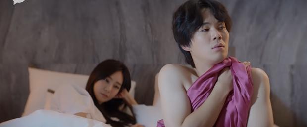 Ji Chang Wook đầu ấp tay gối Kim Ji Won cực tình tứ ở teaser mới của Lovestruck In The City - Ảnh 11.