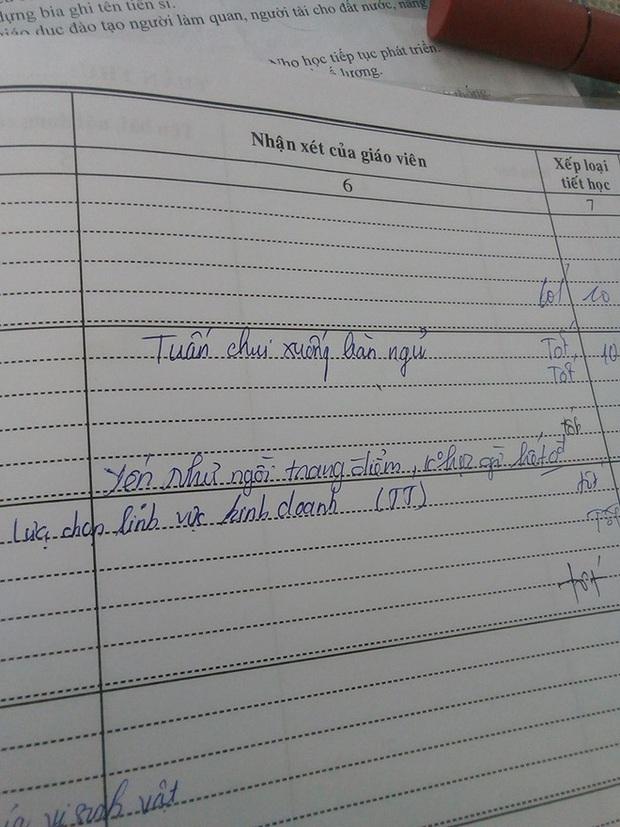 Nam sinh chơi lớn dám gọi giáo viên bằng một từ, cô tức anh ách ghi ngay vào sổ đầu bài - Ảnh 4.
