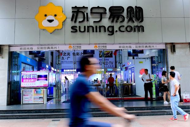Tập đoàn Suning lâm vào cảnh nợ nần chồng chất, tương lai nào cho SofM? - Ảnh 1.