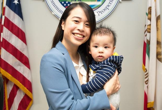 Người phụ nữ gốc Việt 25 tuổi làm nên lịch sử, trở thành thị trưởng ở California - Ảnh 3.