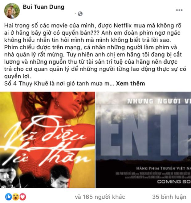 Đạo diễn ngơ ngác đòi công bằng khi phim của mình bỗng dưng xuất hiện trên Netflix, Cục Điện ảnh vào cuộc - Ảnh 2.