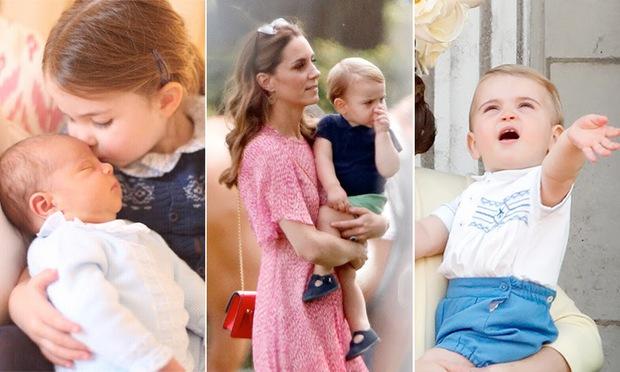 Lần đầu tiên xuất hiện trên thảm đỏ cùng anh chị, Hoàng tử út Louis nhà Công nương Kate đã chiếm trọn spotlight vì vẻ đáng yêu hết mức - Ảnh 8.