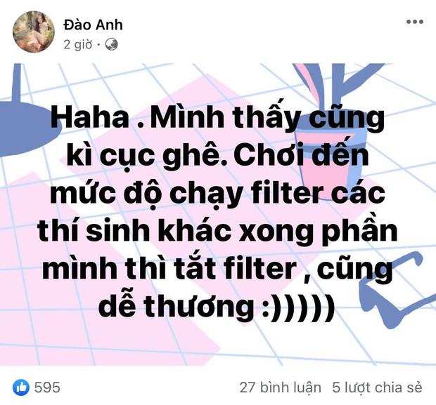 Đào Anh lên tiếng vì những bức xúc về Võ Hoàng Yến, Hương Giang: Tôi rất thất vọng và hối hận khi tham gia chương trình - Ảnh 1.