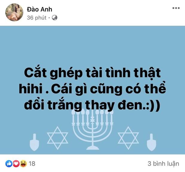 Đào Anh lên tiếng vì những bức xúc về Võ Hoàng Yến, Hương Giang: Tôi rất thất vọng và hối hận khi tham gia chương trình - Ảnh 2.