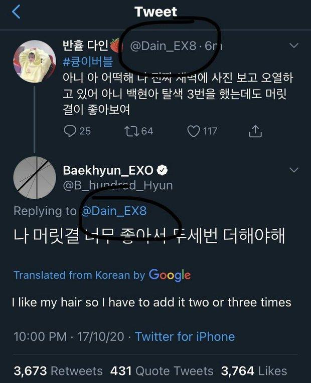 Biến căng: Baekhyun (EXO) gây sốc khi trả lời bình luận của netizen lăng mạ Chen, fandom phản ứng dữ dội vì đây không phải lần đầu - Ảnh 5.