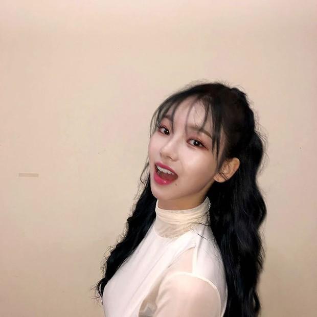 Từng bị chê kém sắc nhưng Karina (aespa) khiến netizen quay xe, khen visual vô thực nhờ tóc mái kết màn xuất sắc - Ảnh 6.