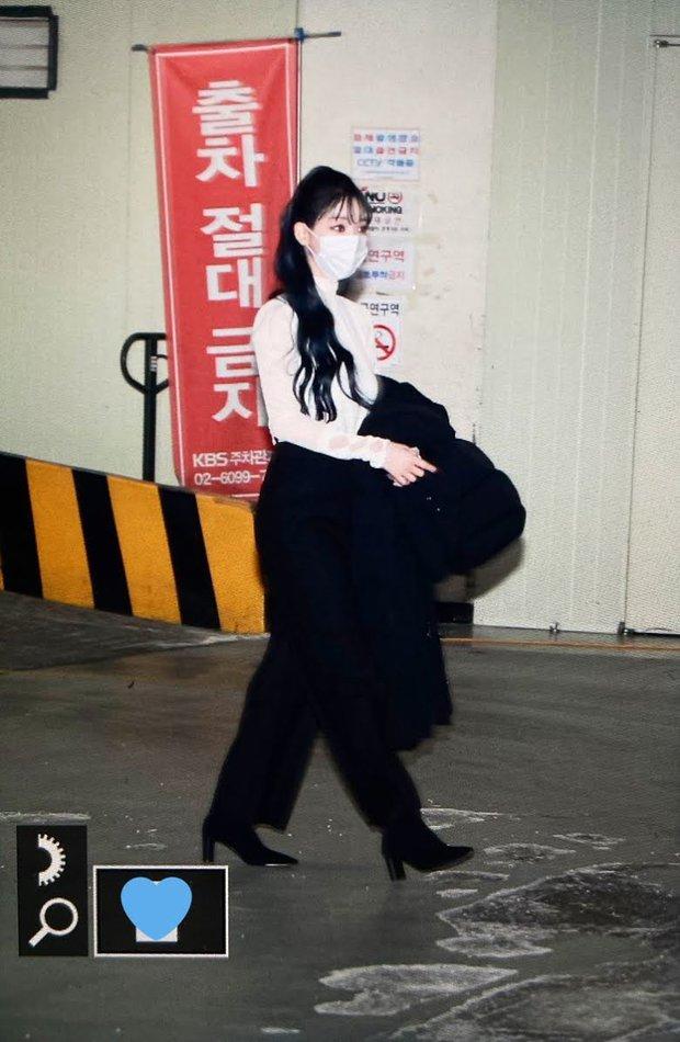 Từng bị chê kém sắc nhưng Karina (aespa) khiến netizen quay xe, khen visual vô thực nhờ tóc mái kết màn xuất sắc - Ảnh 8.