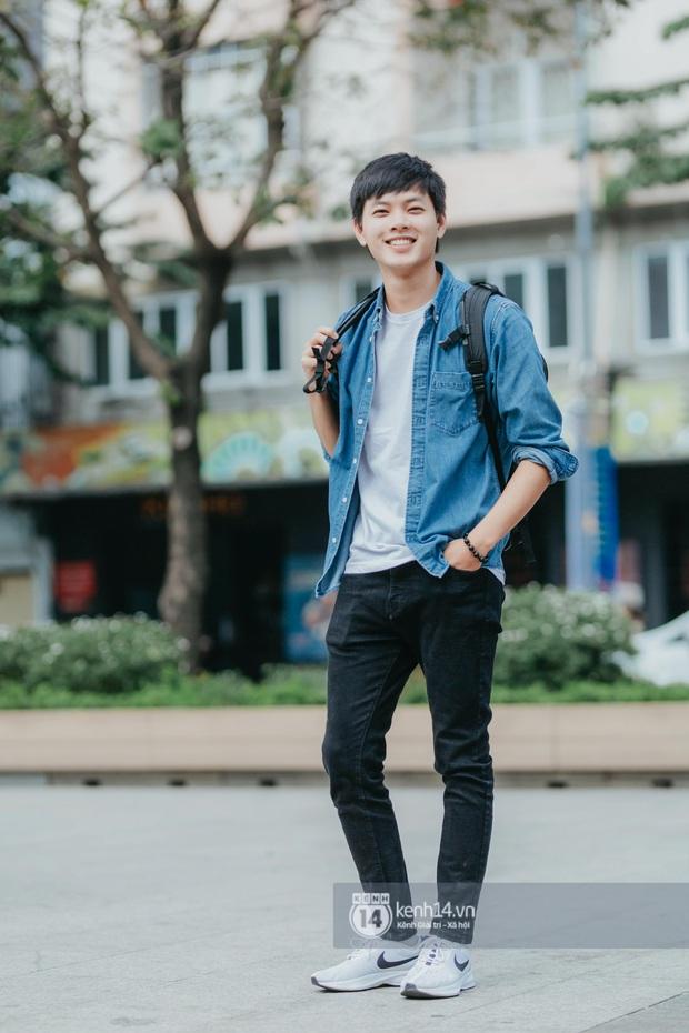 Huy Hay Đi - chàng travel blogger GenZ hot nhất hiện nay: Từng tổn thương vì những phán xét về chuyện giới tính, không ngại việc bị so sánh với đàn anh Khoai Lang Thang - Ảnh 12.