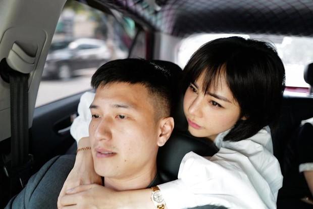 Huỳnh Anh và bạn gái single mom tình tứ trong sinh nhật Á hậu Huyền My, nàng công khai gọi chàng là chồng giữa nghi vấn sắp cưới - Ảnh 5.