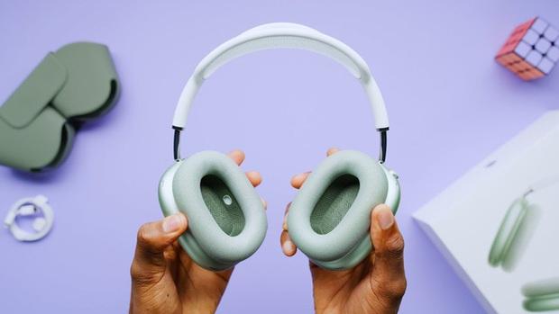Cận cảnh AirPods Max: Mẫu headphone giá 549 USD của Apple có gì hot? - Ảnh 1.