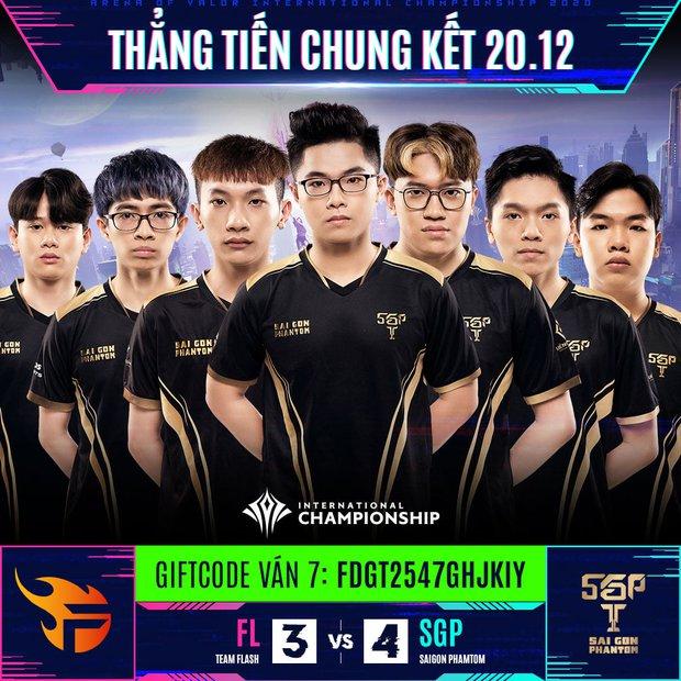 Đánh bại Team Flash sau 7 ván đấu đầy cảm xúc, Saigon Phantom trở thành đại diện đầu tiên lọt vào Chung kết AIC 2020 - Ảnh 4.