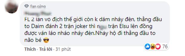 Người hâm mộ chỉ trích Daim thậm tệ vì nháy đèn trong trận Saigon Phantom gặp Team Flash - Ảnh 2.