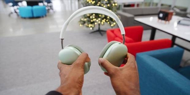 Cận cảnh AirPods Max: Mẫu headphone giá 549 USD của Apple có gì hot? - Ảnh 11.